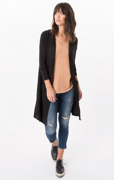 The Sleek Jersey Duster