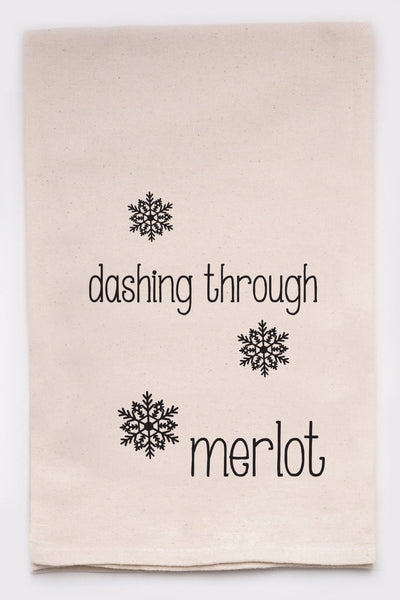 """Dashing Through Merlot"""
