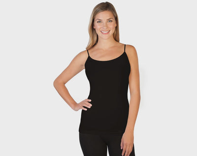 Skinny Cami- Basic Black
