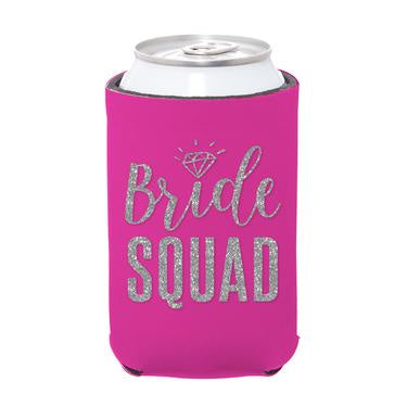 "Wedding Can Cover ""Bride Squad"""