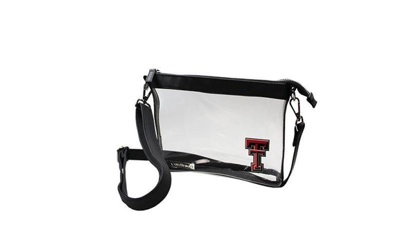 Clear Collegiate Crossbody