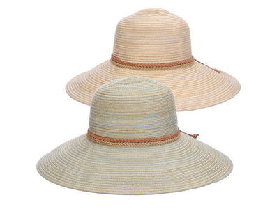 Lamp Shade Straw Hat
