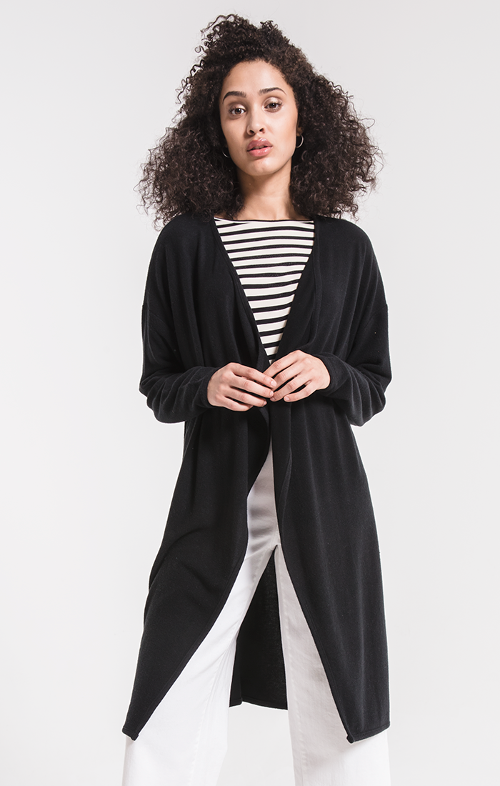 The Soft-Spun Layering Cardi