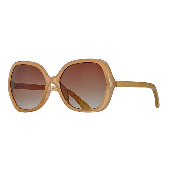 The Ryli Bamboo Sunglass