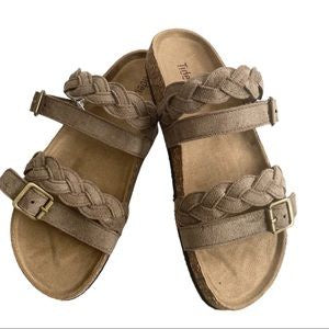 Sandbridge Tan Sandal