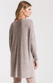The Marled Knit Sweater