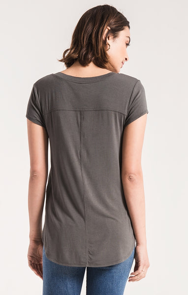 The Mya V-Neck Tee