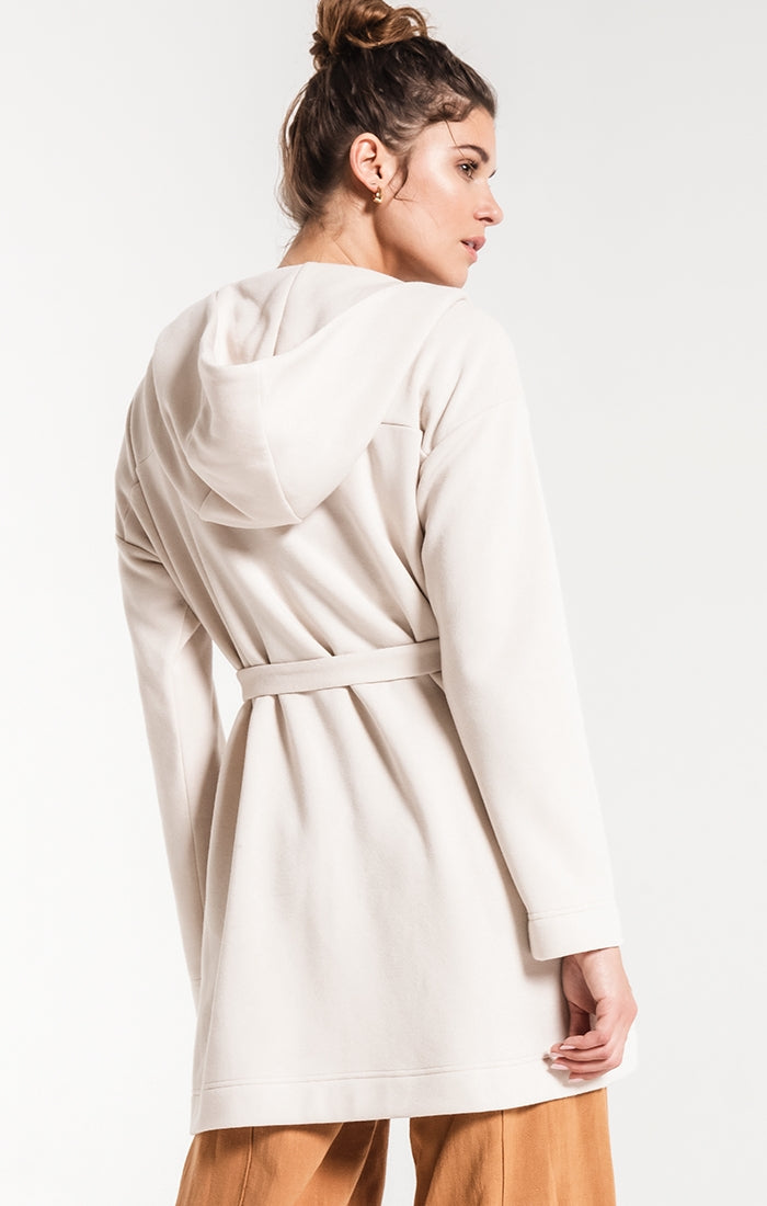 The Loft Fleece Cardigan