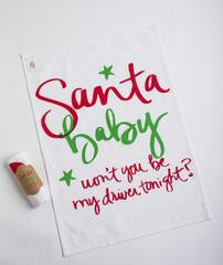 Holiday Bar Towel