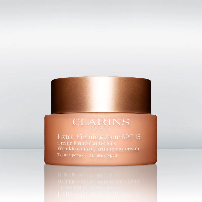clarins extra firming jour spf 15