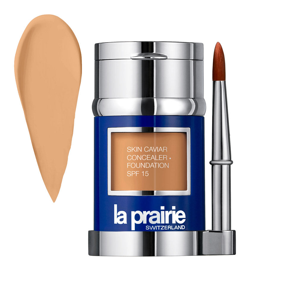 Skin Caviar Concealer ● Foundation Sunscreen SPF 15 by vendor La Prairie
