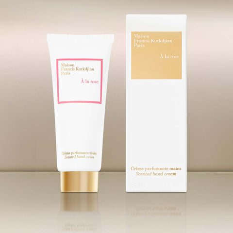 A la Rose Scented Handcream