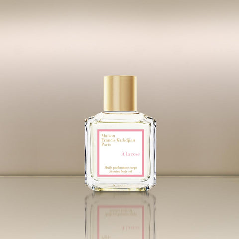 A la Rose Body Oil