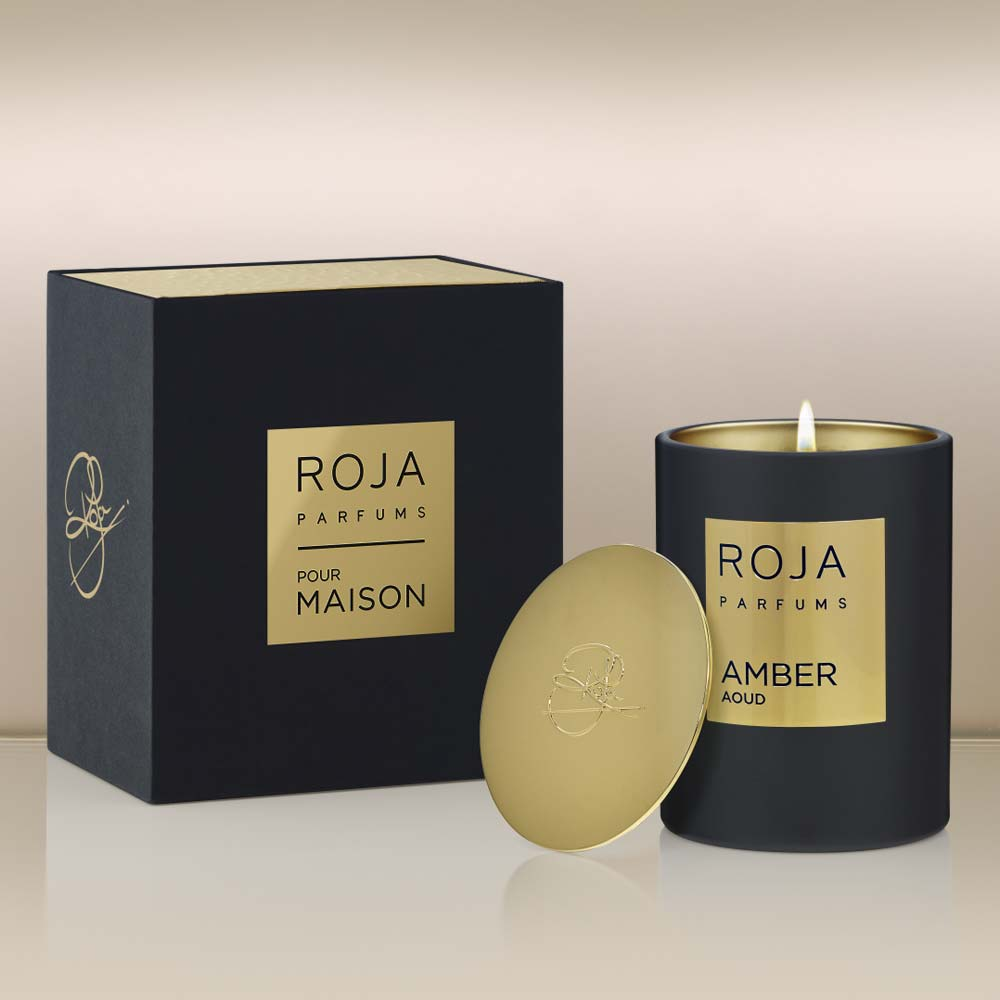 Amber Aoud by vendor Roja Parfums