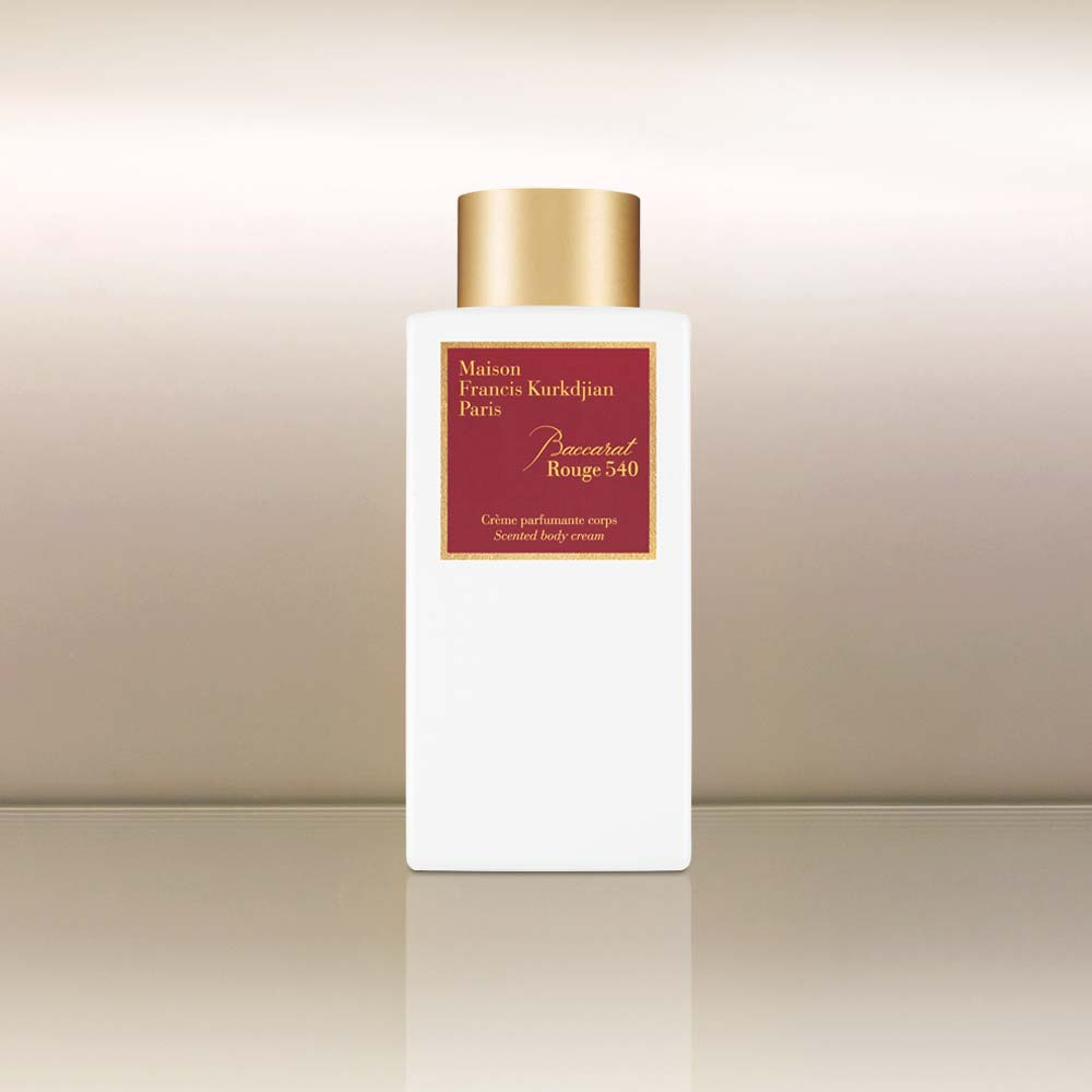 Baccarat Rouge 540 Body Cream by vendor Maison Francis Kurkdjian
