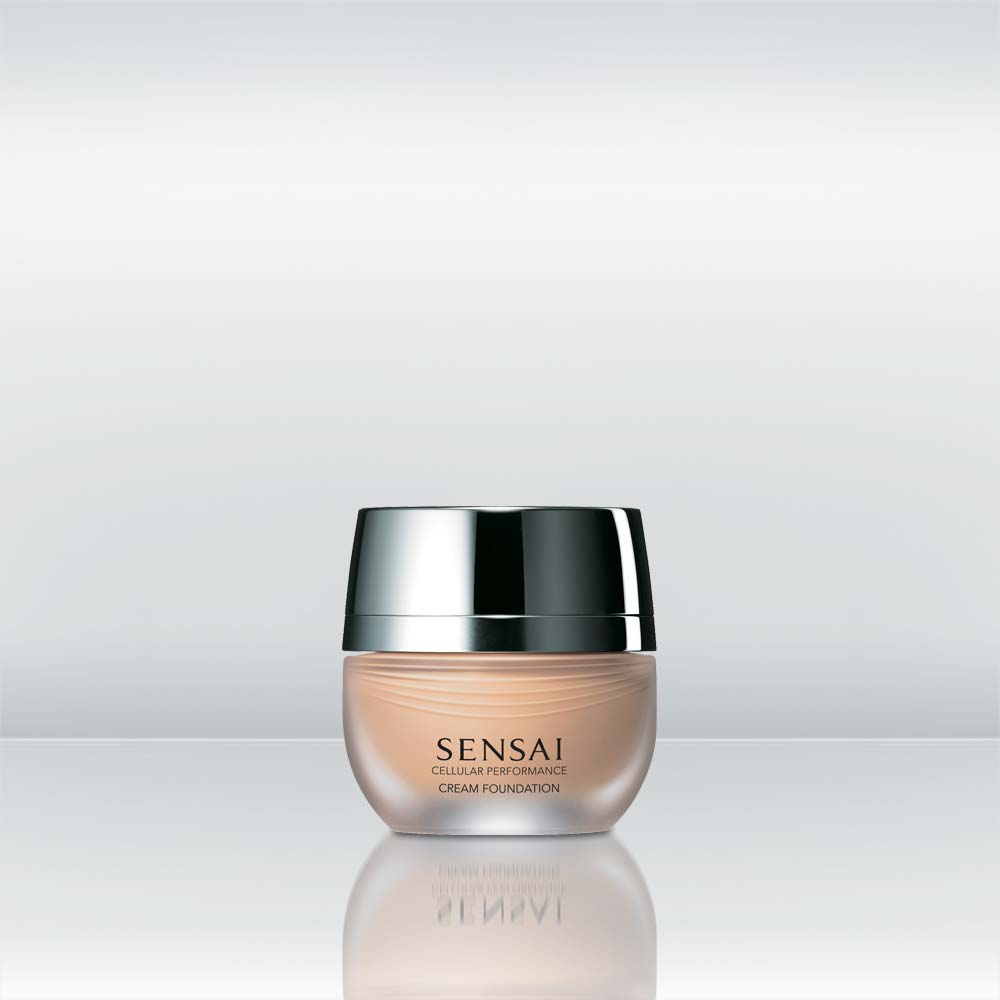 Cellular Performance Cream Foundation by vendor Sensai