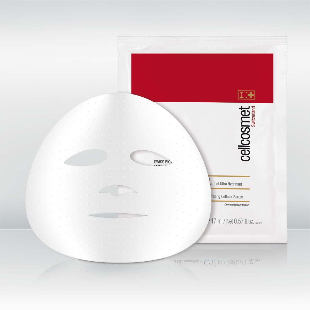 Swiss BioTech CellRadiance Mask by vendor Cellcosmet / Cellmen