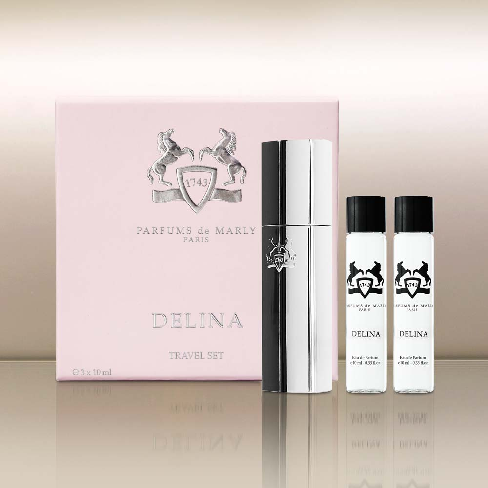 Delina Travel Set by vendor Parfums de Marly