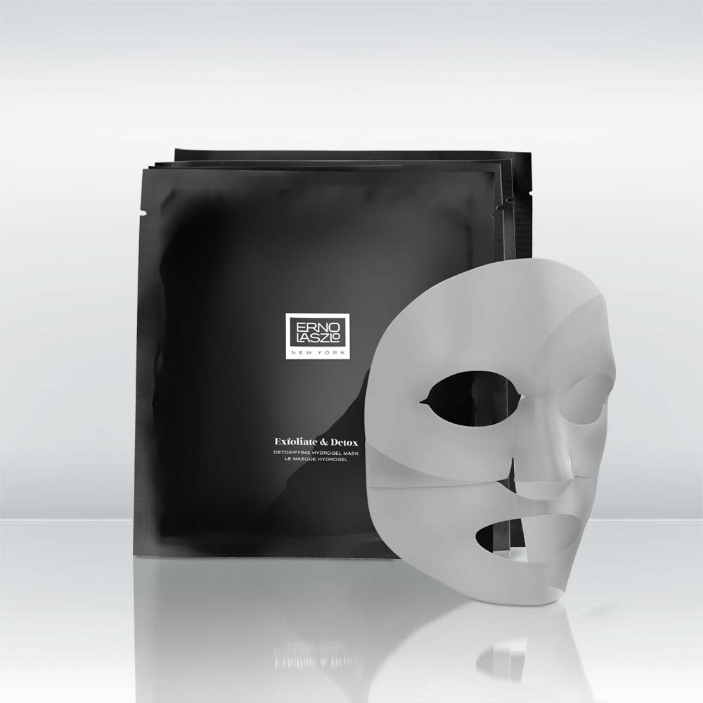 Exfoliate & Detox Detoxifying Hydrogel Mask Single by vendor Erno Laszlo