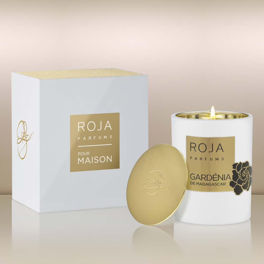 Gardenia de Madagascar by vendor Roja Parfums