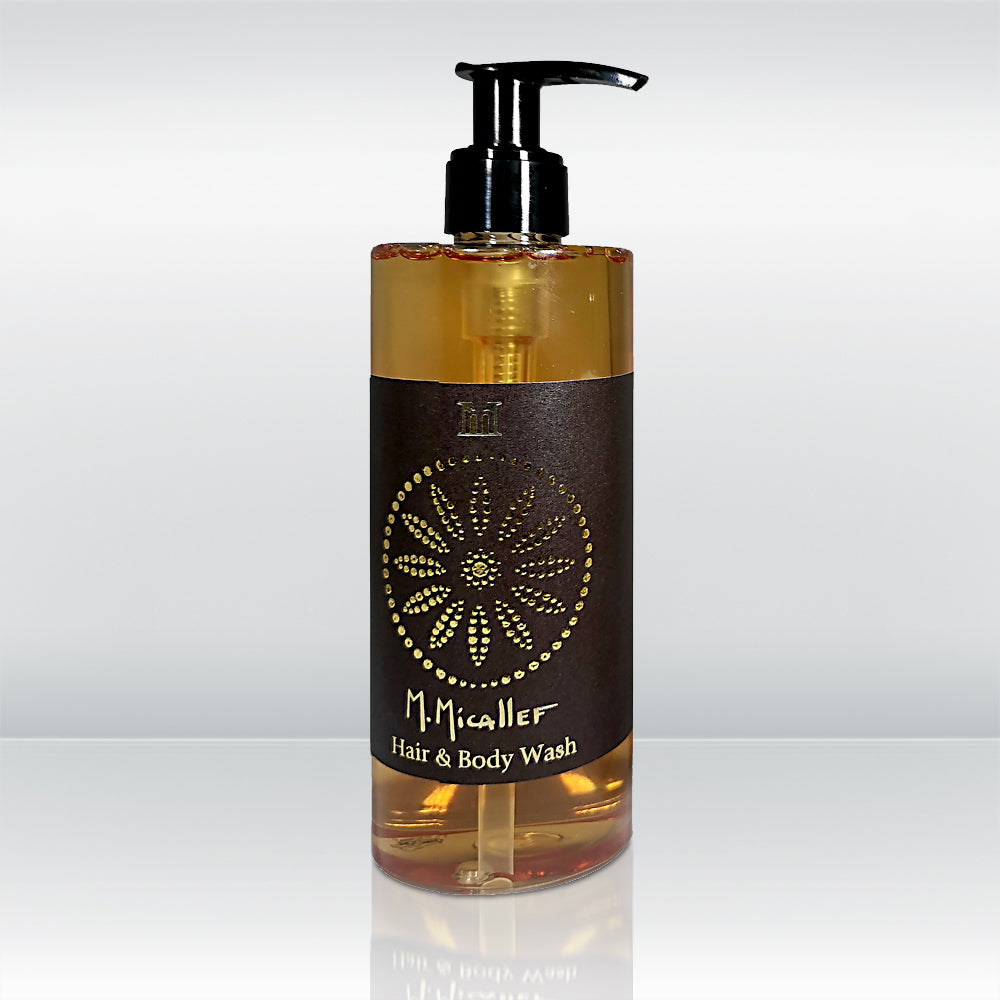 Hair & Body Wash by vendor M. Micallef