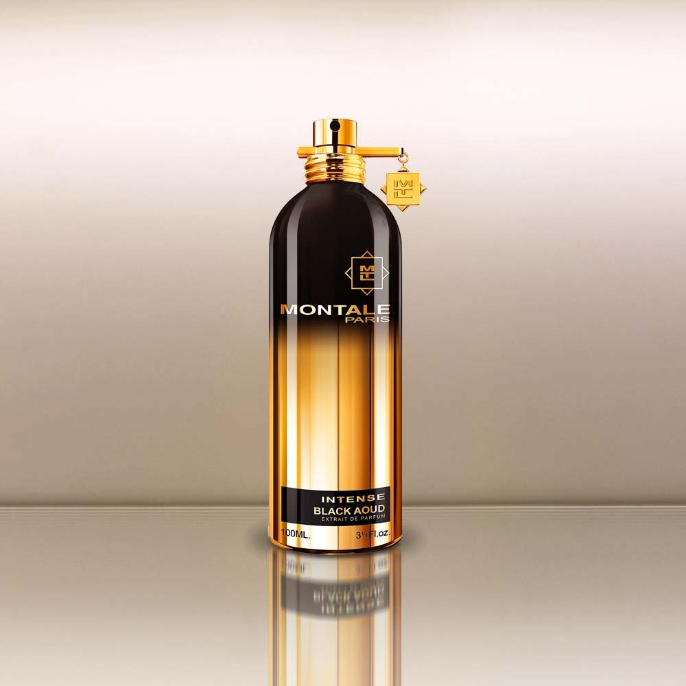 Intense Black Aoud by vendor Montale