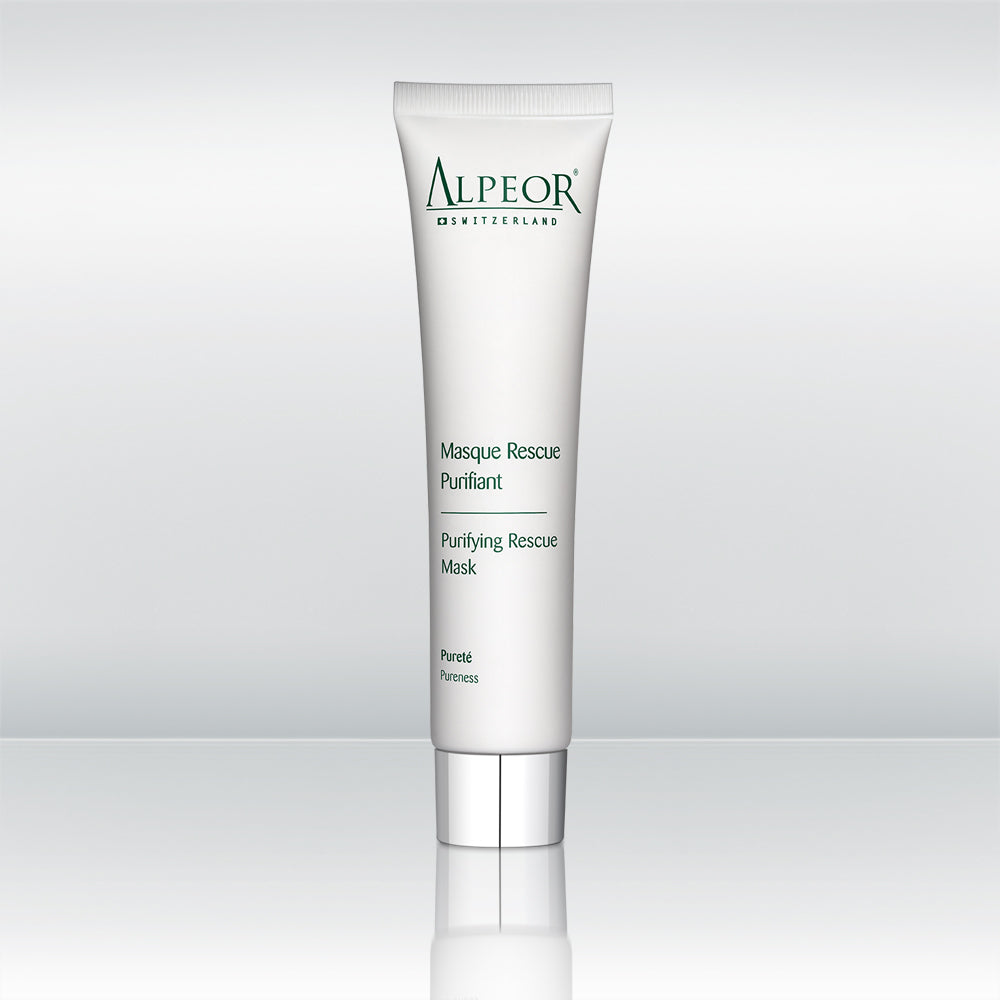 Hydraswiss Masque Rescue (Purifying Rescue Mask) by vendor Alpeor