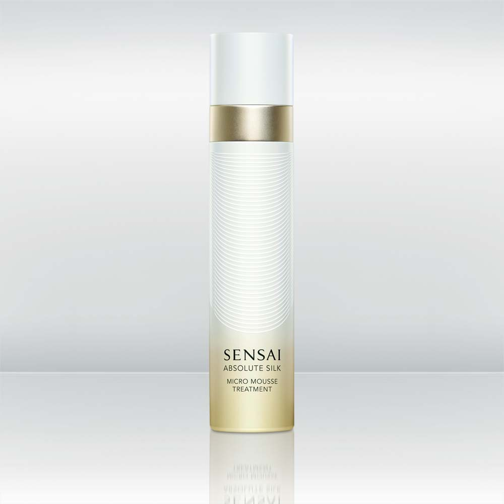 Absolute Silk Micro Mousse Treatment by vendor Sensai