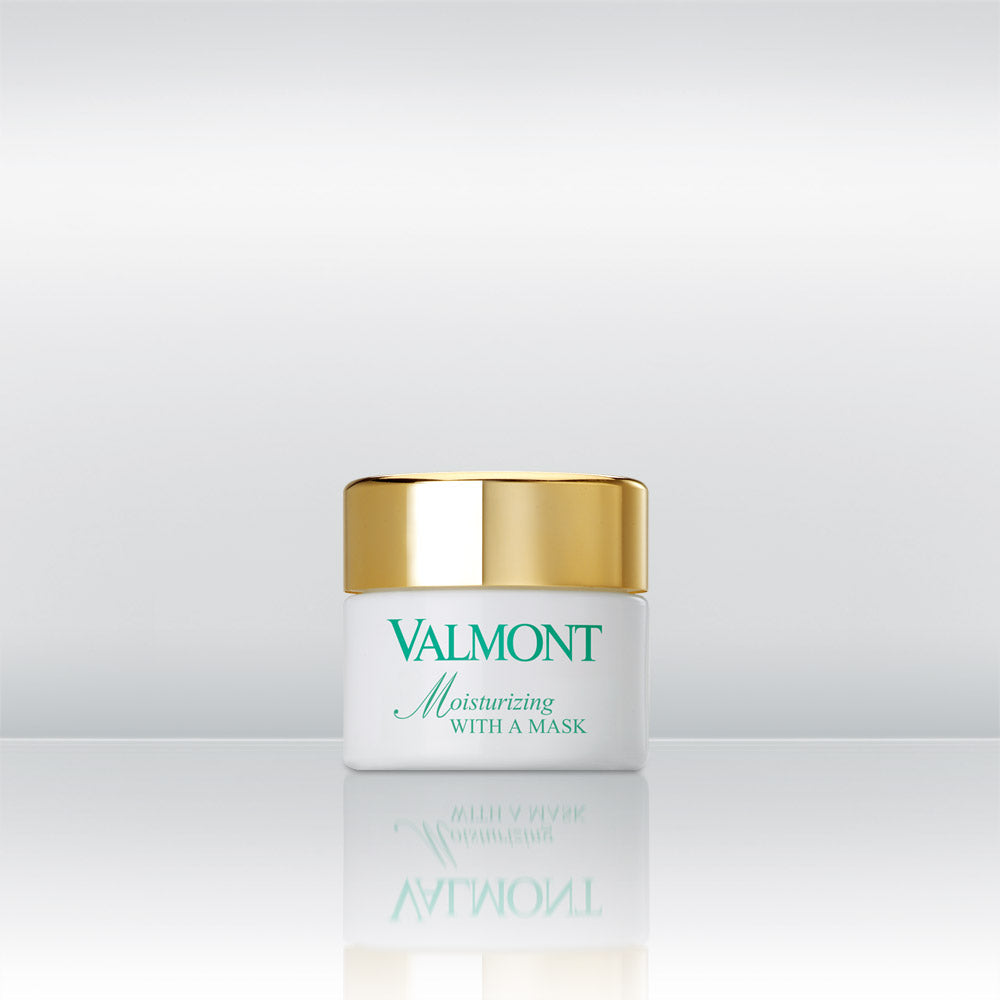 Moisturizing With A Mask by vendor Valmont