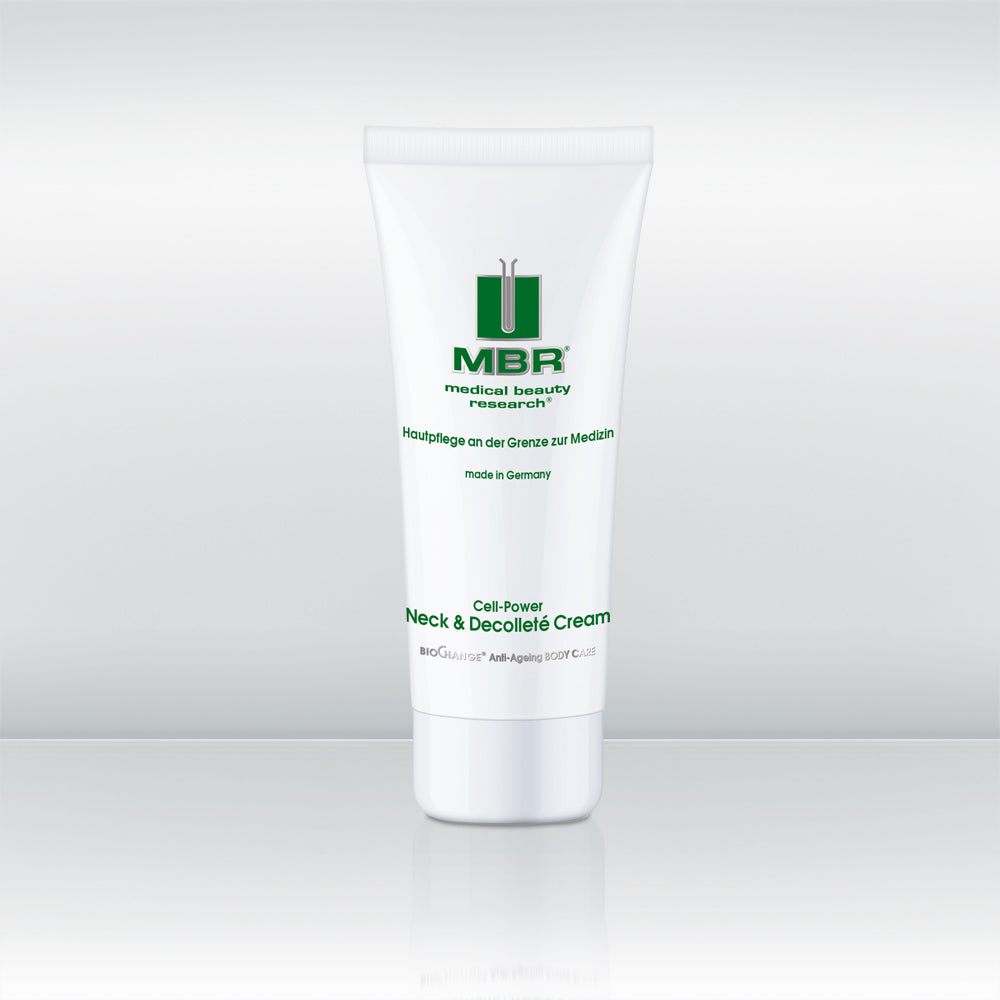 Cell-Power Neck & Decolleté Cream by vendor MBR