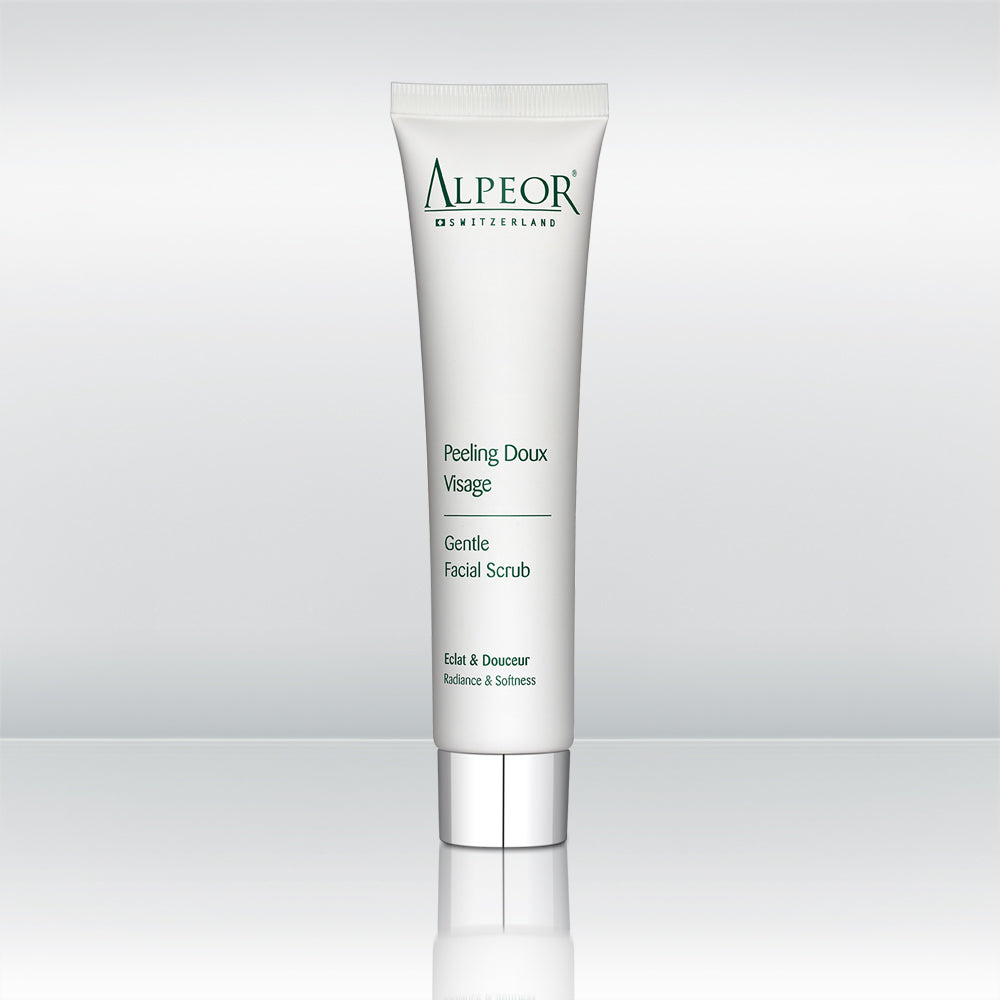 Hydraswiss Peeling Doux Visage (Gentle Facial Scrub) by vendor Alpeor