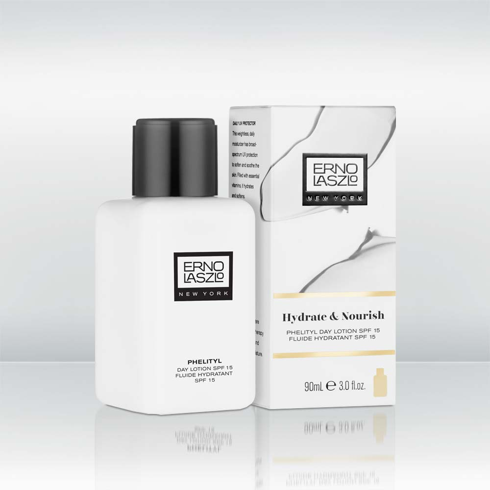 Hydrate & Nourish Phelityl Day Lotion SPF 15 by vendor Erno Laszlo