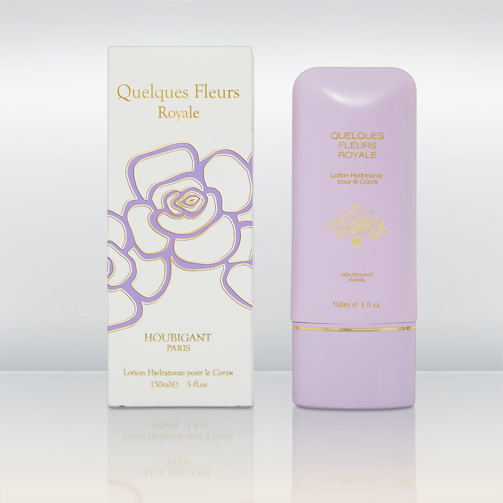 Quelques Fleurs Royale Body Lotion by vendor Houbigant
