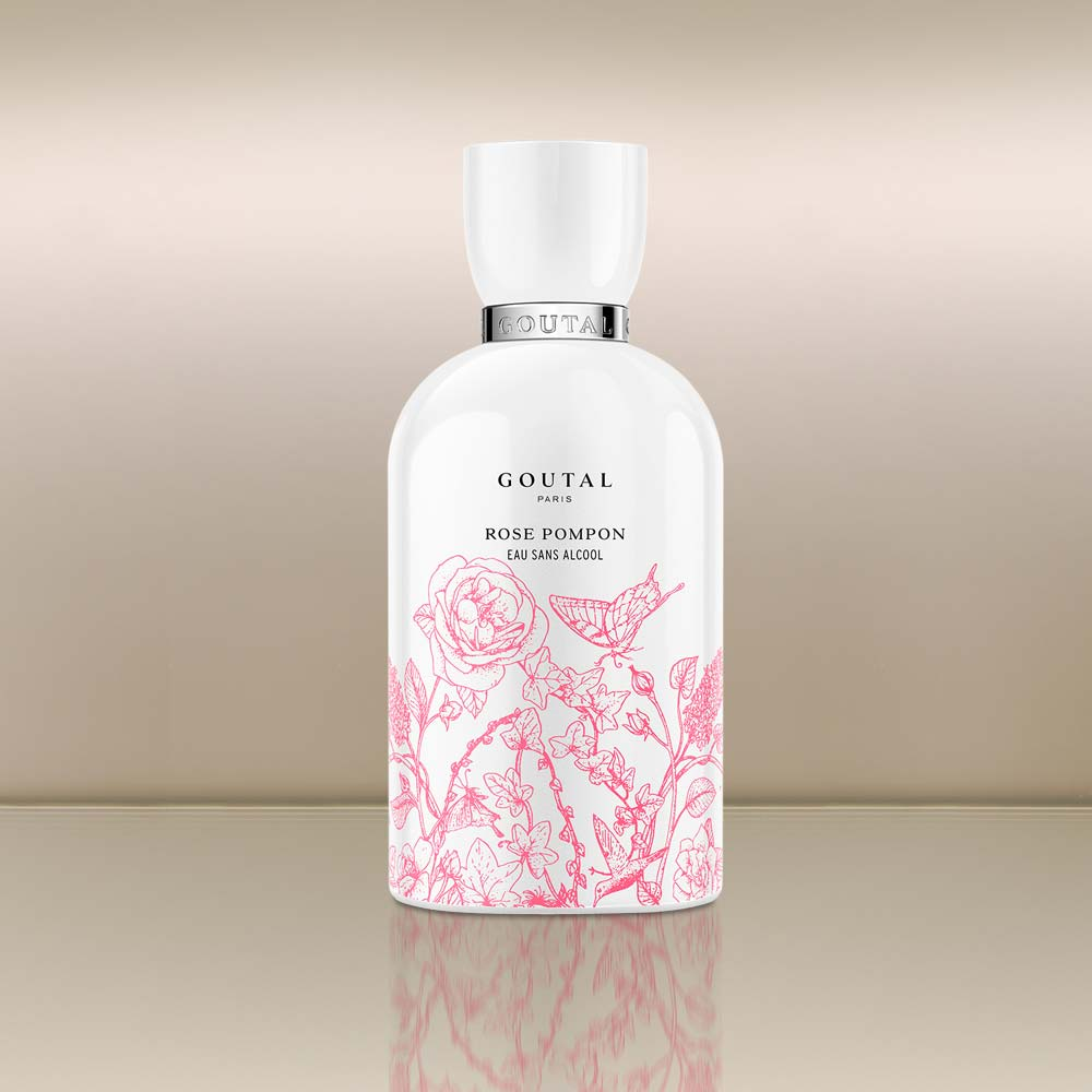 Rose Pompon Alcohol Free Water by vendor Annick Goutal