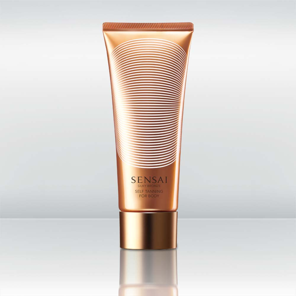 Silky Bronze Self Tanning For Body by vendor Sensai