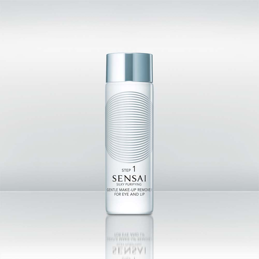 Silky Purifying Gentle Make-Up Remover For Eye & Lip by vendor Sensai