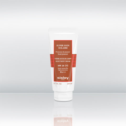Super Soin Solaire Crème Soyeuse Corps SPF 30