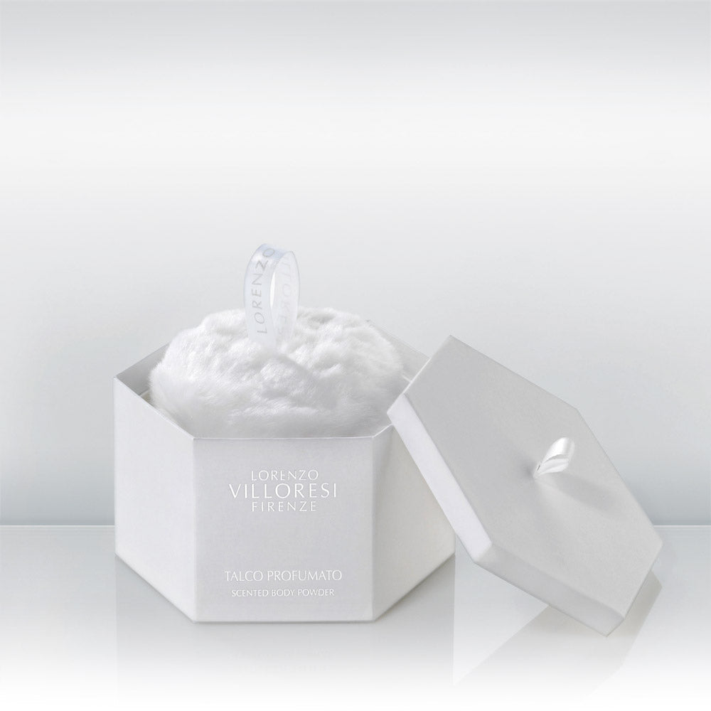 Teint de Neige Body Powder by vendor Lorenzo Villoresi