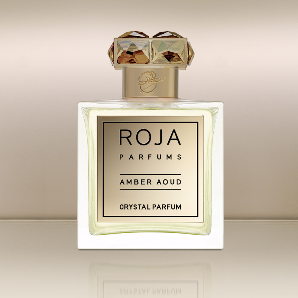 Amber Aoud Crystal Parfum by vendor Roja Parfums