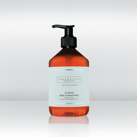 Aromatic Body & Hand Wash