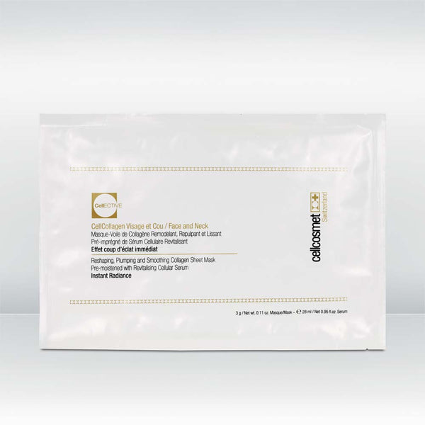 CellCollagen Face and Neck (Single Mask)