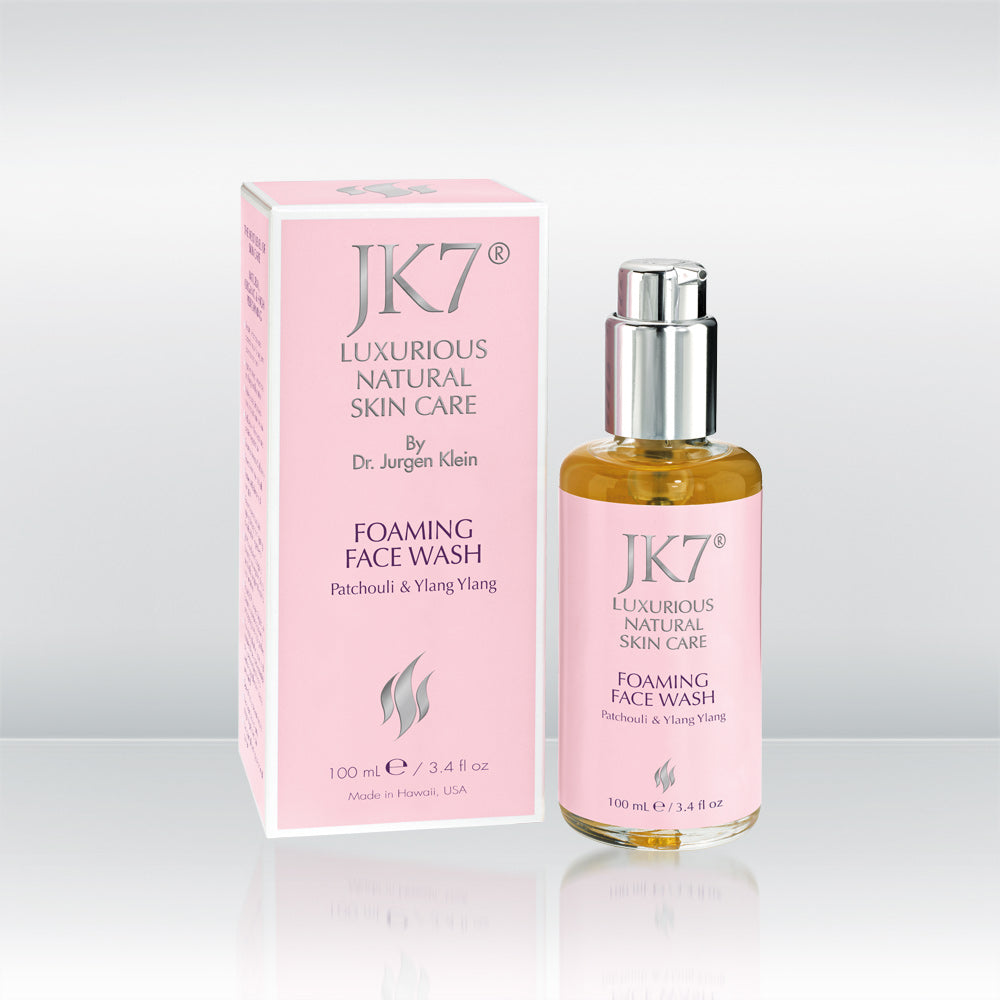 Foaming Face Wash - Patchouli & Ylang Ylang by vendor JK7