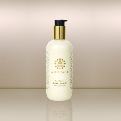 Gold for Woman - Body Lotion