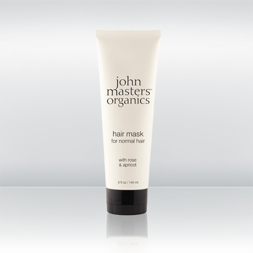 Hair Mask for Normal Hair with Rose & Apricot by vendor John Masters Organics
