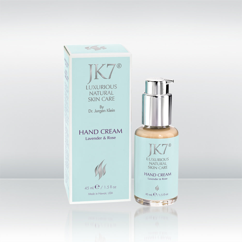 Lavender & Rose Hand Cream by vendor JK7