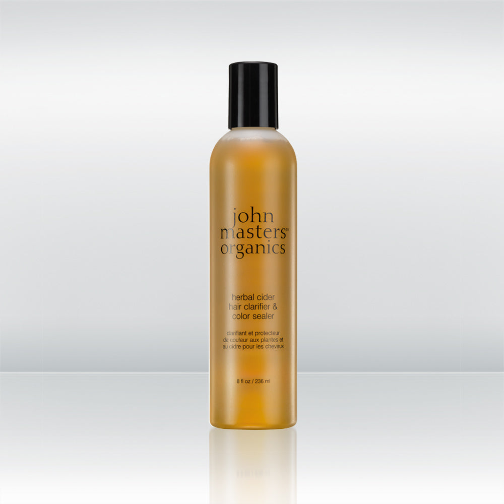Herbal Cider Clarifier & Color Sealer by vendor John Masters Organics