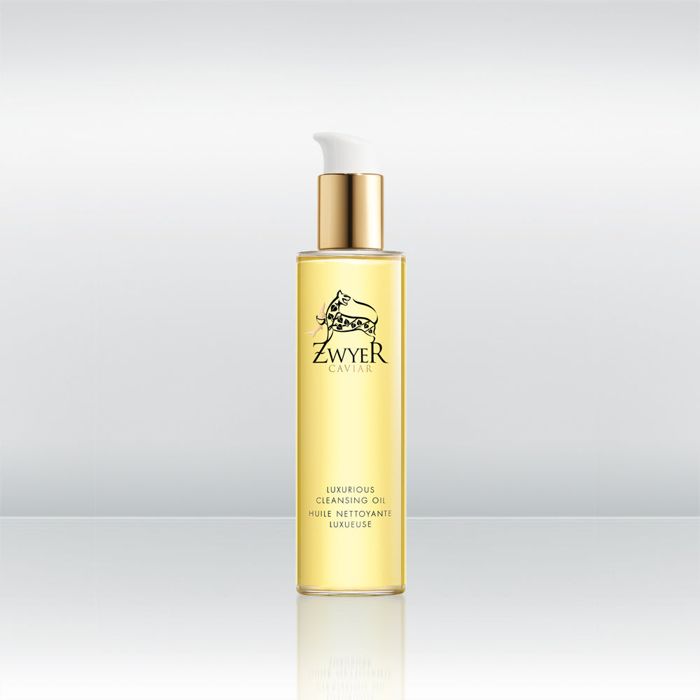 Luxurious Cleansing Oil by vendor Zwyer Caviar