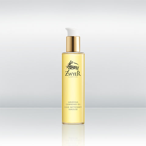 Luxurious Cleansing Oil
