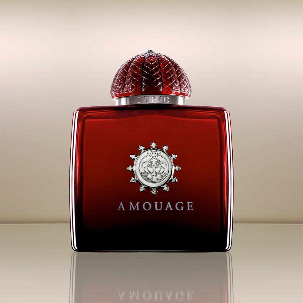Lyric for Woman by vendor Amouage