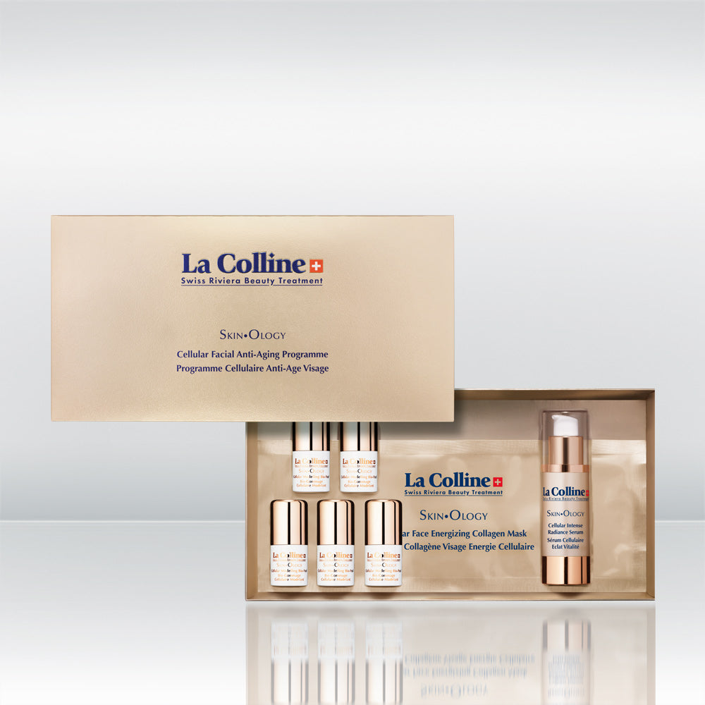 Skin•Ology Cellular Facial Anti-aging Programme by vendor La Colline